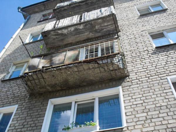 Ремонт балконной плиты. укрепление балконов эталон-групп.